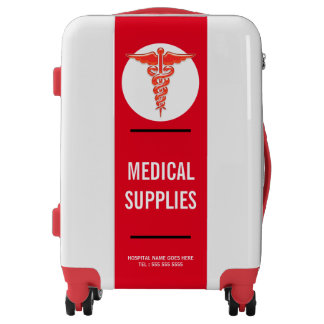 Medical aid first aid kit PERSONALIZE Luggage