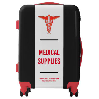 Medical aid kit PERSONALIZE Luggage