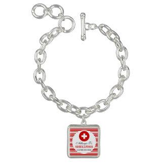 Medical alert allergy PERSONALIZE Bracelet