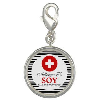Medical alert allergy PERSONALIZE Bracelets