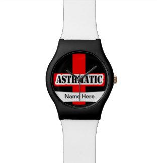 Medical Alert Asthma  Emergency Watch