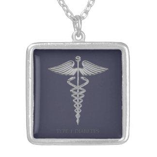 Medical Alert Pendant Necklace