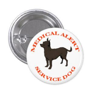 Medical Alert SD Button