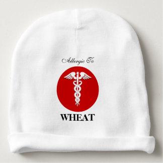 Medical allergy | Wheat Baby Beanie