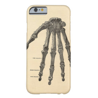 Medical Anatomy Hand Bones iPhone 6 case