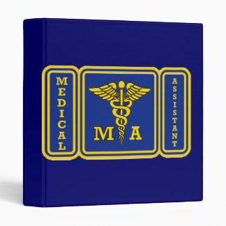 Medical Assistant 3 Ring Binder