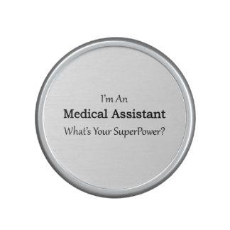 Medical Assistant Bluetooth Speaker