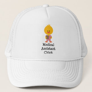 Medical Assistant Chick Hat