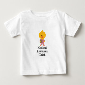Medical Assistant Chick Infant Tee