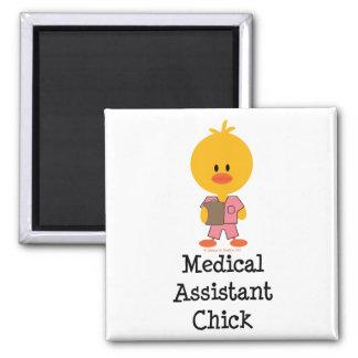 Medical Assistant Chick Magnet