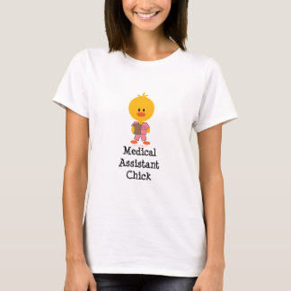 Medical Assistant Chick T shirt