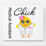 Medical Assistant Chick v2 Mouse Pad