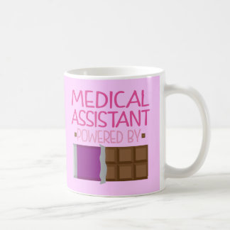 Medical Assistant Chocolate Gift for Her Coffee Mug