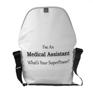 Medical Assistant Courier Bag