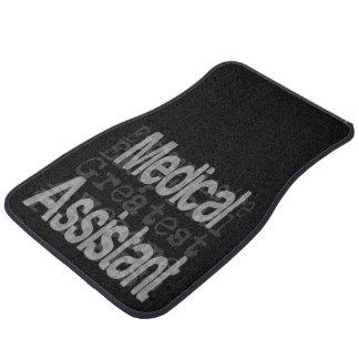 Medical Assistant Extraordinaire Floor Mat