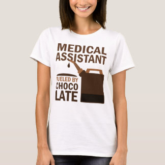Medical Assistant (Funny) Chocolate T-Shirt
