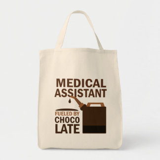 Medical Assistant Gift (Funny) Tote Bag