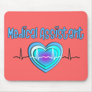 Medical Assistant Gifts Mouse Pad