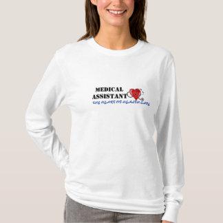 medical assistant HEART T-Shirt