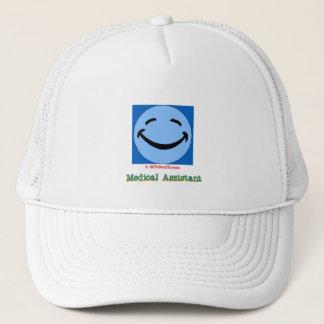 Medical Assistant HF Trucker Hat