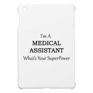 MEDICAL ASSISTANT iPad MINI COVERS