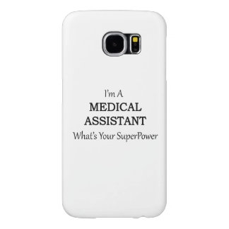 MEDICAL ASSISTANT SAMSUNG GALAXY S6 CASES