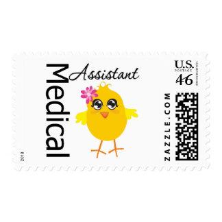 Medical Assistant v3 Stamps
