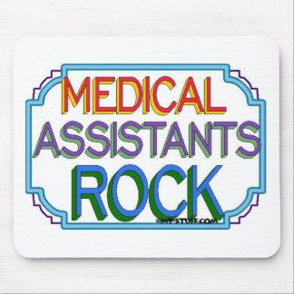 Medical Assistants Rock Mouse Pad