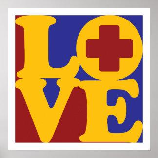 Medical Assisting Love Poster