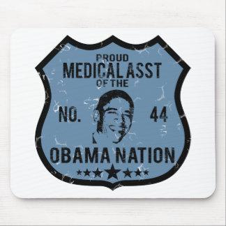 Medical Asst Obama Nation Mouse Pad