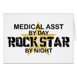 Medical Asst Rock Star Card