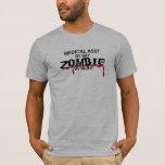 Medical Asst Zombie T-Shirt
