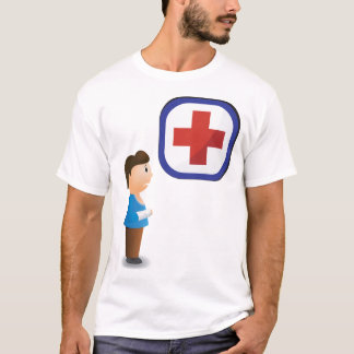 Medical Attention Mens T-Shirt