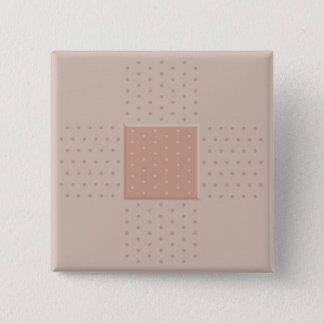 Medical Band-Aid Plaster - Button