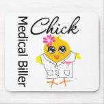 Medical Biller Chick Mouse Pad