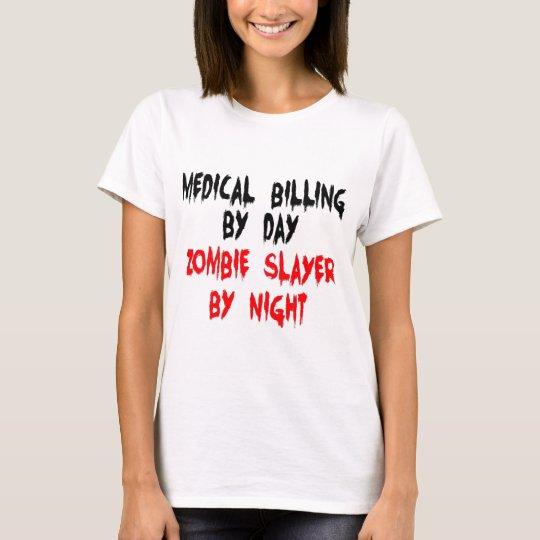 Medical Billing Zombie Slayer T-Shirt