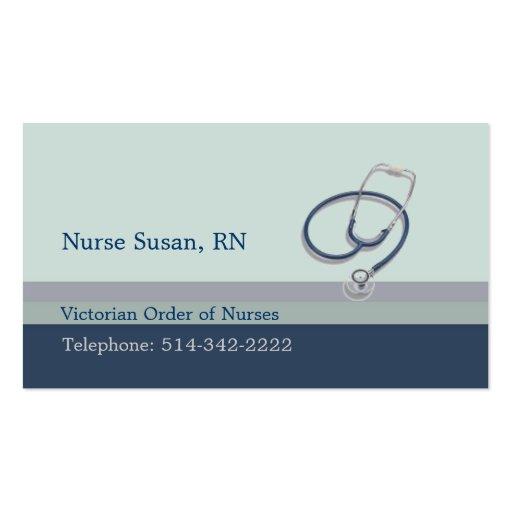 nurses business card business card templates bizcardstudio