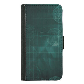 Medical Business Setup or Startup Company Samsung Galaxy S5 Wallet Case