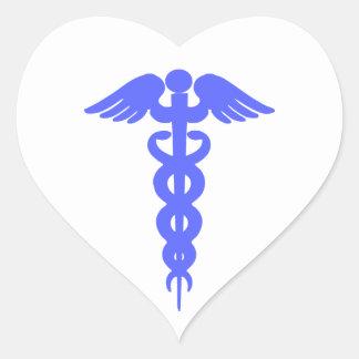 Medical Caduceus Sticker - SRF