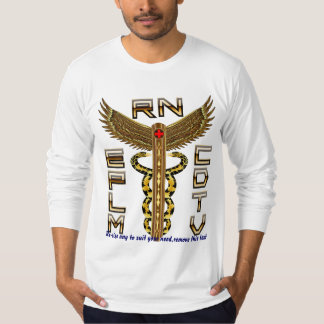 Medical Caduceus Universal View Notes Important Tees