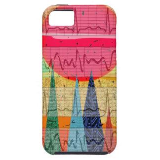 Medical Cardiac Rhythm Forest Dreams iPhone SE/5/5s Case
