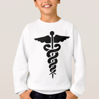 Medical Career Symbol Sweatshirt