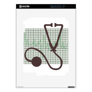 Medical Chart Decal For The iPad 2