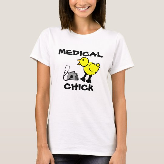Medical Chick Woman's T-shirt