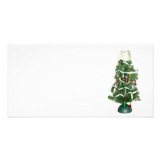 Medical Christmas tree Card