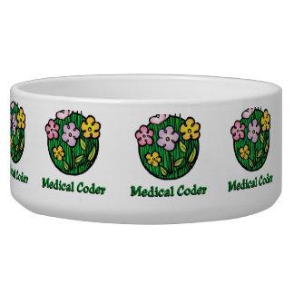 Medical Coder Blooms1 Bowl