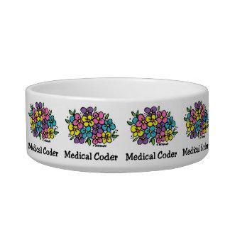 Medical Coder Blooms2 Bowl