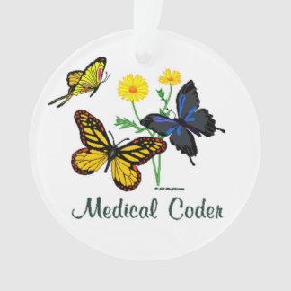 Medical Coder Butterflies