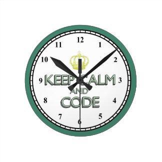 Medical Coder Clock