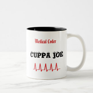 Medical Coder Cuppa Joe Mug